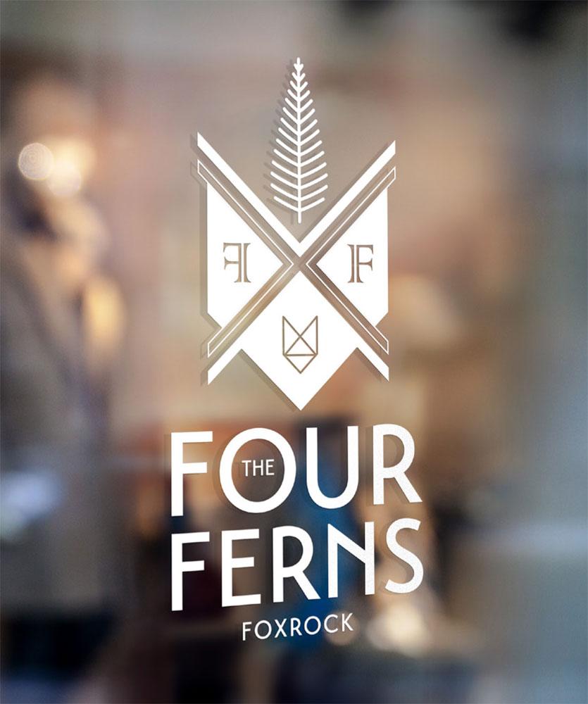 The Four Ferns, Foxrock